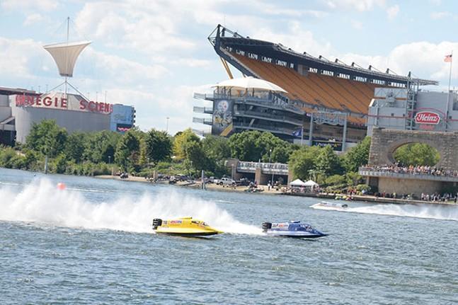 EQT Pittsburgh Regatta - CP PHOTO BY STEPHEN CARUSO