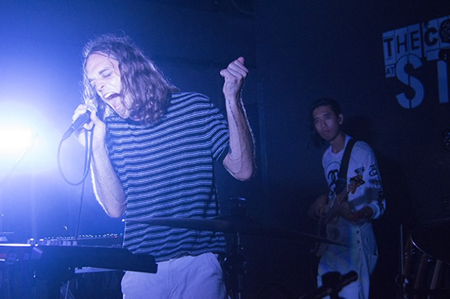 Sir Sly at Stage AE on Sun., July 16 - CP PHOTOS BY JORDAN MILLER