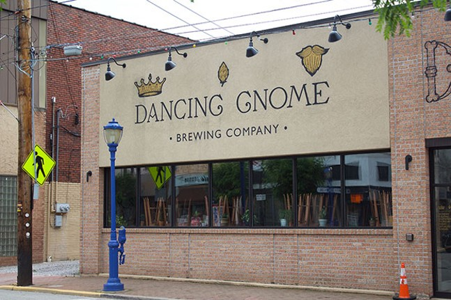 Sharpsburg's popular craft-brewery Dancing Gnome - CP PHOTO BY KRISTA JOHNSON