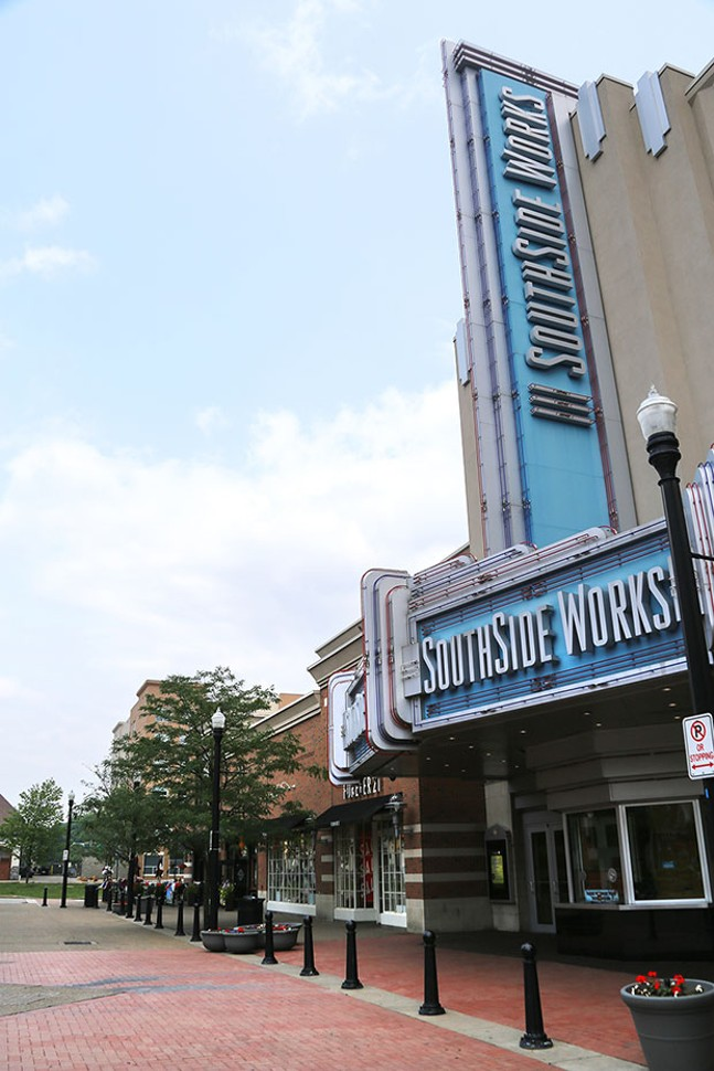 SouthSideWorks Cinema - CP PHOTO BY MIKE SCHWARZ