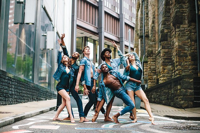 Point Park Conservatory Dance Company, Oct. 13-15 and Nov. 15-19 - PHOTO COURTESY OF KATIE GING