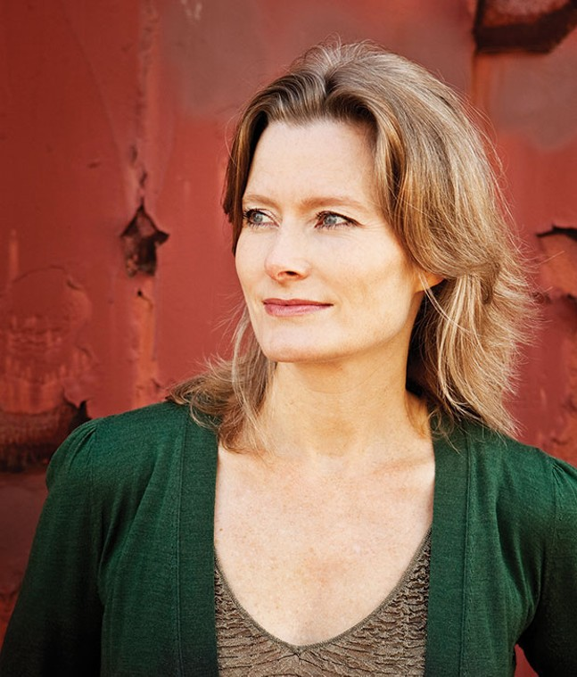 Jennifer Egan at Pittsburgh Arts & Lectures, Dec. 4
