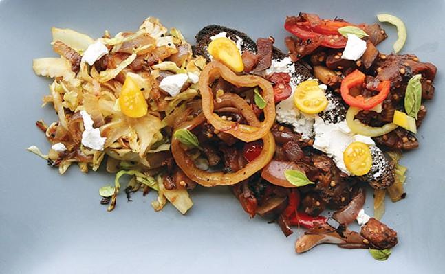 An artfully prepared sample dish - PHOTO COURTESY OF DAVID BERNABO