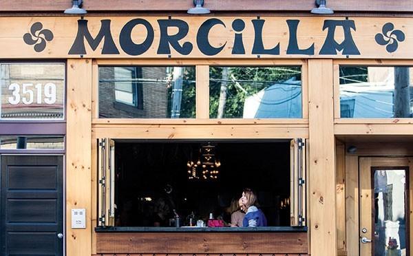 Morcilla, winner of Best New Restaurant - CP PHOTO BY LUKE THOR TRAVIS
