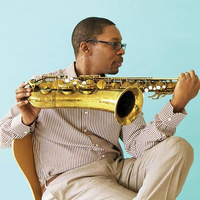 Ravi Coltrane
