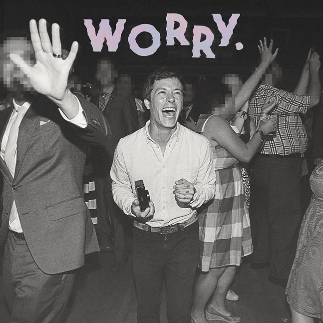 Jeff Rosenstock's Worry