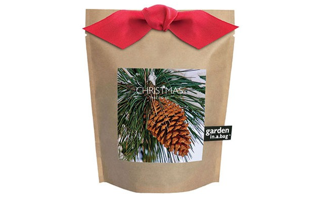 Christmas Tree in-a-bag
