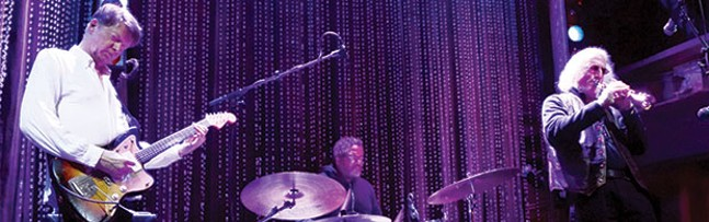 Nels Cline - PHOTO COURTESY OF THE ARTIST