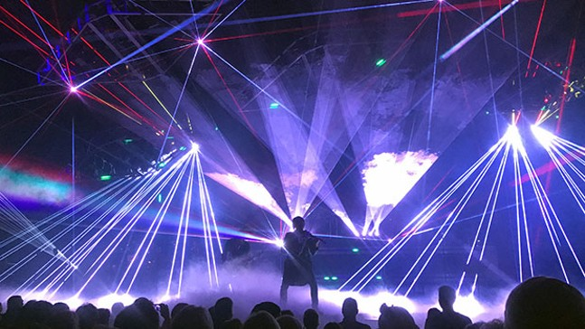 Trans Siberian Orchestra Brings Laser Filled Show To Ppg