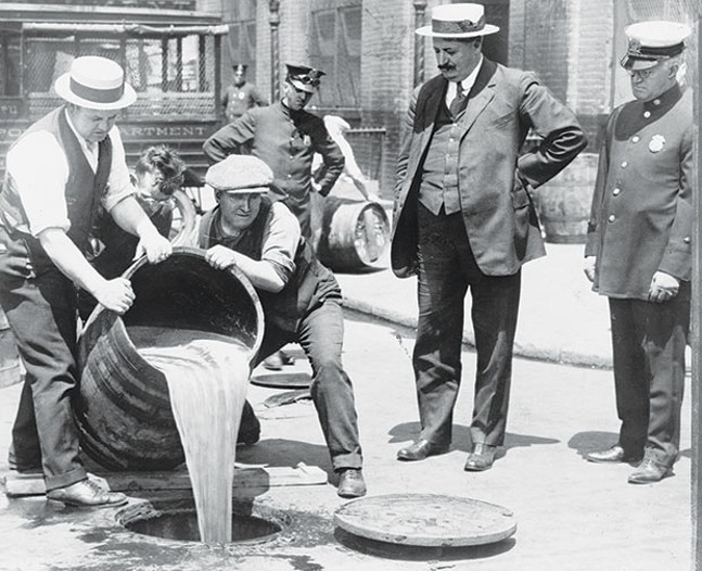 American Spirits: The Rise and Fall of Prohibition, Opens Feb. 10 - PHOTO COURTESY OF THE HEINZ HISTORY CENTER