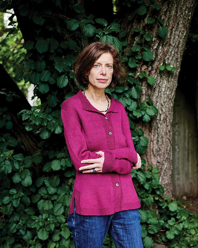 Susan Faludi - PHOTO COURTESY OF TONY LUONG