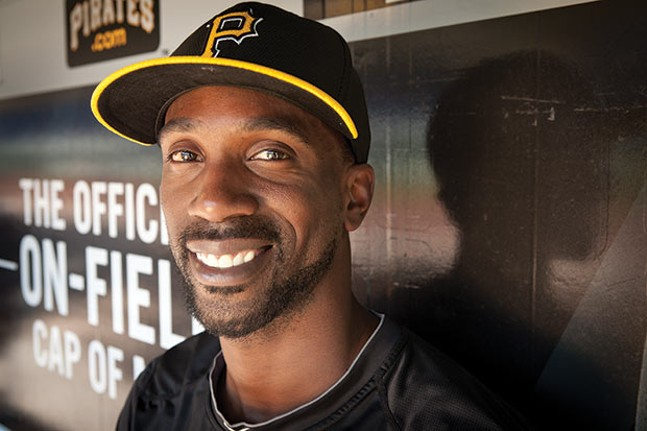 Will Andrew McCutchen find success after leaving Pittsburgh like so many before him? - CP FILE PHOTO