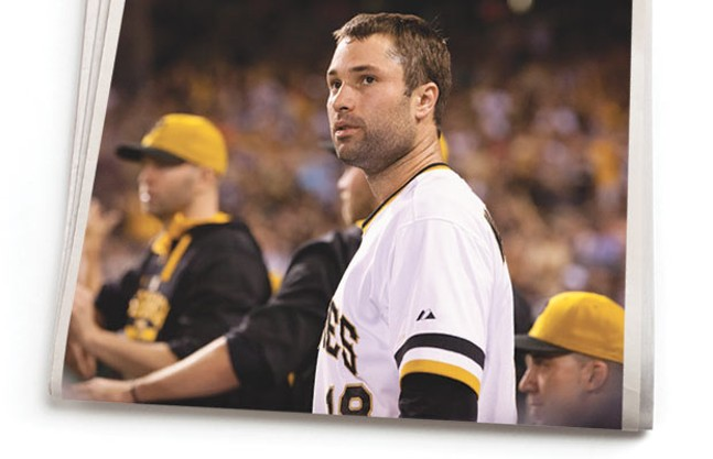 Neil Walker in his Pirates uniform - CP FILE PHOTO