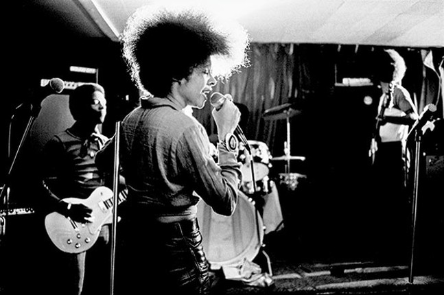 Betty Davis - PHOTO COURTESY OF ROBERT BRENNER