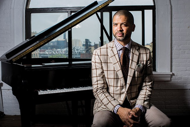 Jason Moran - PHOTO COURTESY OF CLAY PATRICK MCBRIDE
