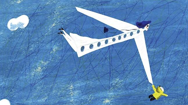 My Mom is an Airplane! - IMAGE COURTESY OF YULIA ARANOVA