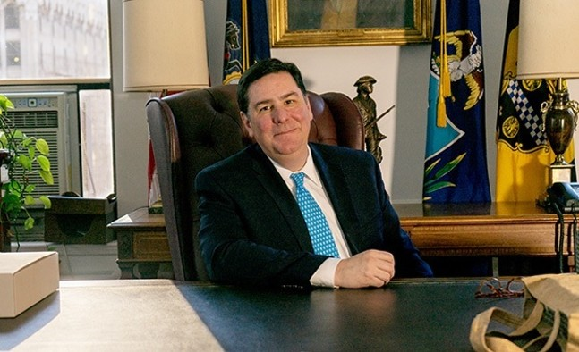 Bill Peduto - CP PHOTO BY AARON WARNICK