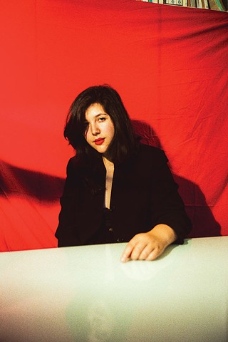 Lucy Dacus, July 27