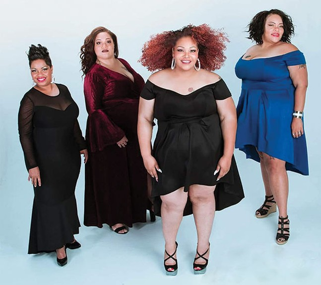 Plus-size fashion show comes to Lawrenceville to uplift body ...