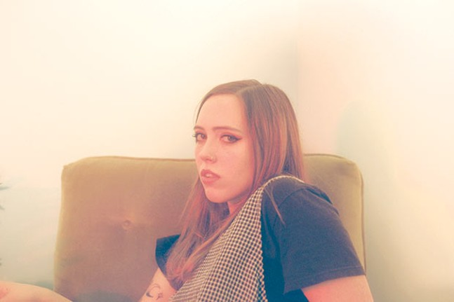 Soccer Mommy - PHOTO COURTESY OF FAT POSSUM RECORDS