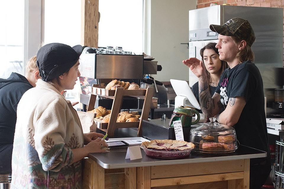 Kaibur Café - CP PHOTO BY JAKE MYSLIWCZYK