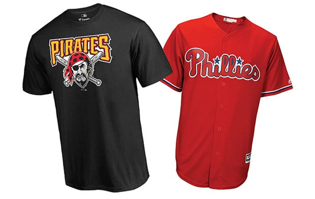 Shirts for sale at mlbshop.com