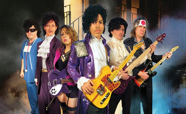 Photo courtesy of Michael Lesko - THE PRINCE PROJECT