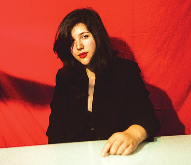Lucy Dacus - PHOTO COURTESY OF DUSTIN CONDREN