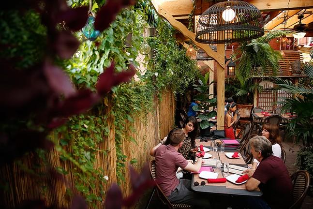 Nicky's Thai Kitchen - CP PHOTO BY JARED WICKERHAM