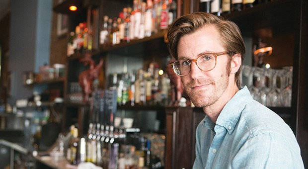 A lightning round with Sean Rosenkrans from The Allegheny Wine Mixer