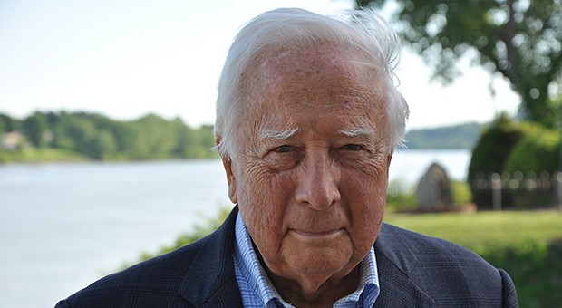Pittsburgh-born David McCullough finds inspiration in Ohio University for latest book