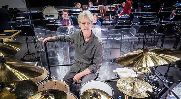 Famed drummer/composer Stewart Copeland comes to town to premiere his Pittsburgh Symphony Orchestra-commissionedorchestral work, <i>Tyrant's Crush</i>
