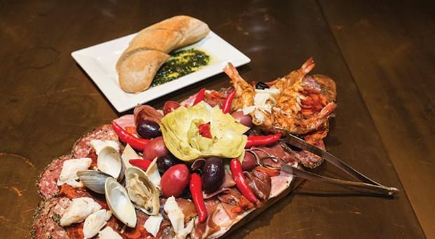 Nancetta's Ristorante in O'Hara makes a mark with authentic, upscale Italian specialties