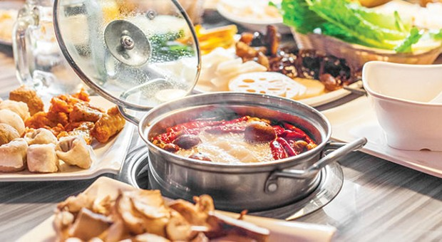 Top Shabu Shabu, in Oakland, brings the Asian hot-pot dining experience to Pittsburgh