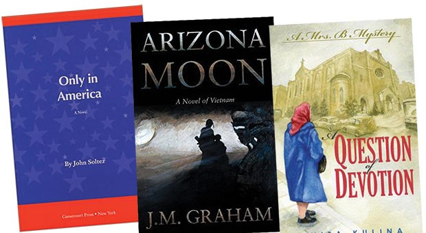 Reviews of the first 50 pages of works by local authors