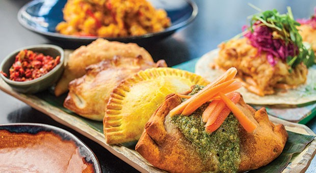 New Downtown restaurant Pirata offers a pan-Caribbean fare