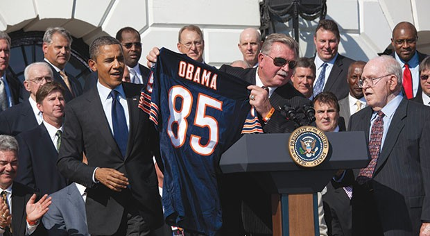 This country has enough clueless white guys sounding off on racial injustice without Mike Ditka getting involved
