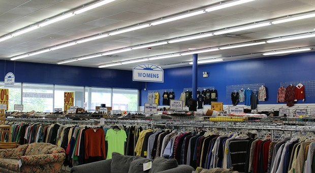 Celebrate National Thrift Shop Day with St. Vincent de Paul