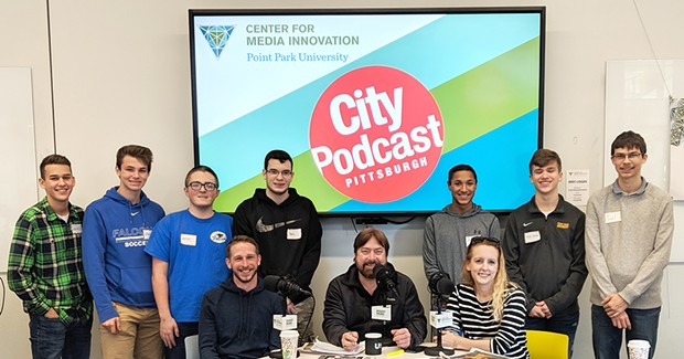 Pittsburgh City Podcast takes on visual journalism