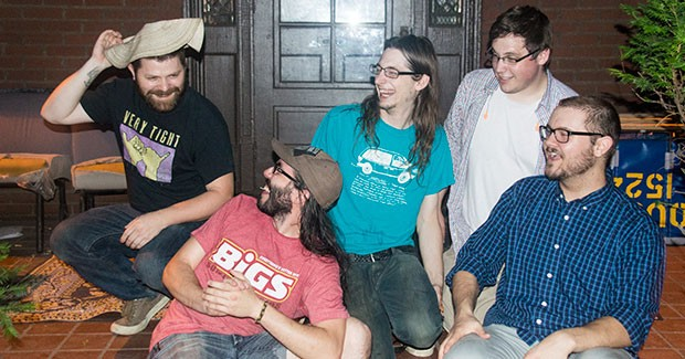 Pittsburgh band Lawn Care delves into the process of change on debut album <i>Replacement Therapy</i>