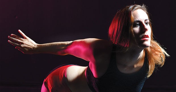 A dancer, choreographer and former stripper explores sex work in new dance piece