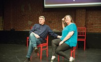 Q&A with comedy duo/married couple/Arcade Comedy creative directors Jethro and Kristy Nolen