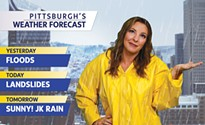 Pittsburgh had its second wettest year ever; can the region's infrastructure handle all the precipitation?