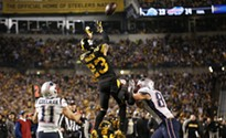 Pylon Pics: Pittsburgh Steelers win in their reintroduction to the Patriots