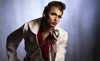 An Elvis impersonator finds success as a drag queen in Florida in barebones productions' 2019 season opener