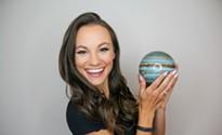 Emily Calandrelli wants to make science nicer, stupid