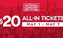National Concert Week kicks off May 1