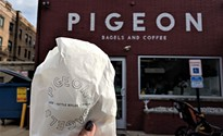 Pop-up no more: Pigeon Bagels opens a permanent home in Squirrel Hill
