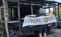After a fire destroyed its food truck, Revival Chili is hoping for a fresh start with new GoFundMe