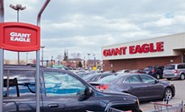 Advocates want less parking, more housing at Shakespeare Giant Eagle development